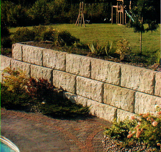 Awesome Decorative Concrete Block Retaining Wall Gift - Wall Art ...
